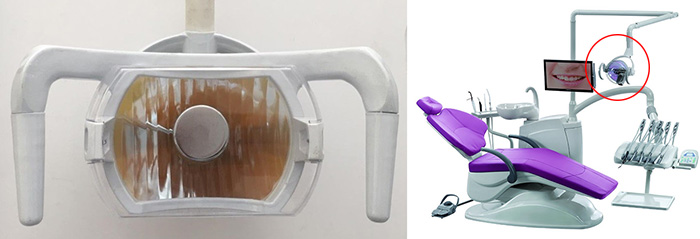 چراغ یونیت دندانپزشکی